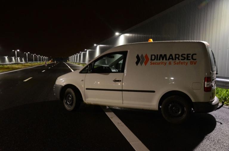 DSS auto a4 nacht